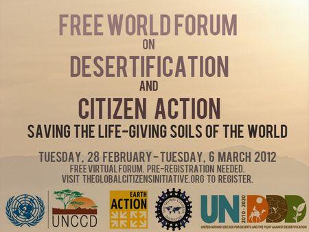 DesertificationForum