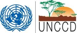 UNCCD UN logo