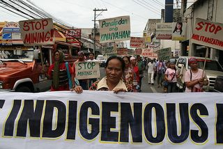 Indigenous protests