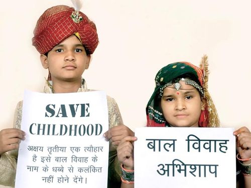 Child-marriages