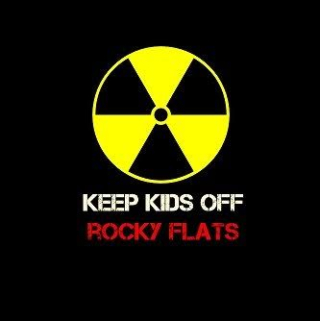 Keep kids off rocky flat